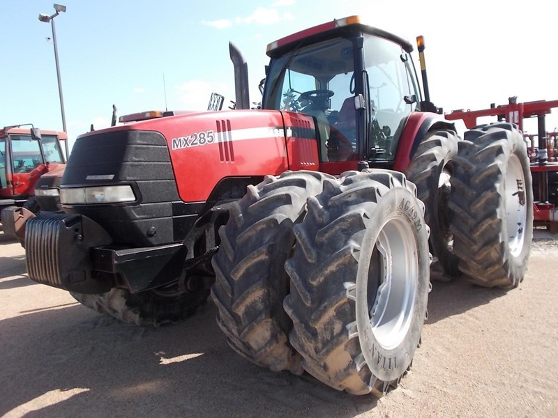 2004 Case IH MX285 Tractor For Sale