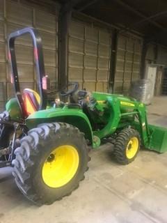 Tractor For Sale 2013 John Deere 3038E , 37 HP