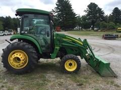 Tractor For Sale:  2013 John Deere 4520 , 53 HP