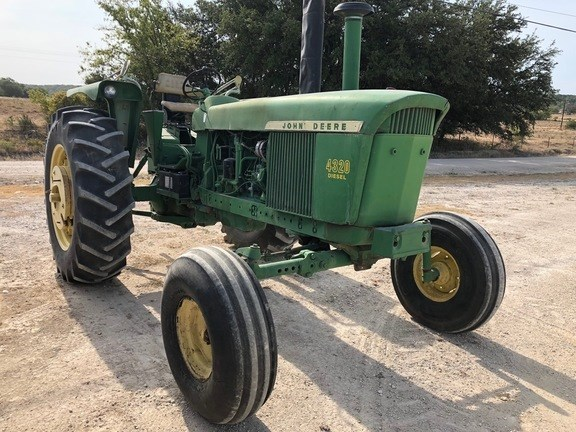 1971 John Deere 4320 Tractor For Sale