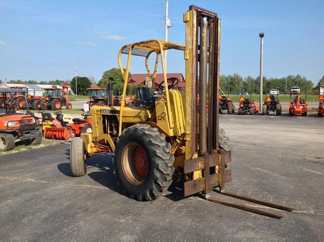 1967 Case 580CK Lift Truck/Fork Lift For Sale