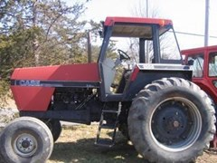 Tractor For Sale 1986 Case IH 1896 , 85 HP