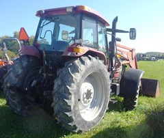 Tractor For Sale 2005 Case IH MXM 155