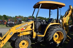 Tractor For Sale 2011 John Deere 110
