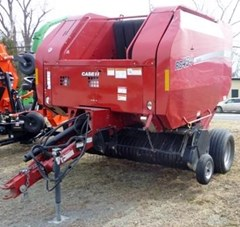 Baler-Round For Sale 2010 Case IH RB454