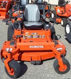 Riding Mower For Sale 2013 Kubota Z725KH60