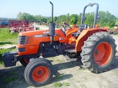 Tractor For Sale 2002 Kubota M4900