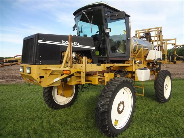 1997 RoGator 554 Sprayer-Self Propelled For Sale