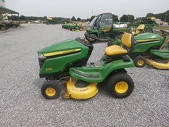 Riding Mower For Sale 2016 John Deere X350 , 18 HP