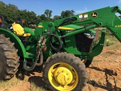 Tractor For Sale 2015 John Deere 5075E
