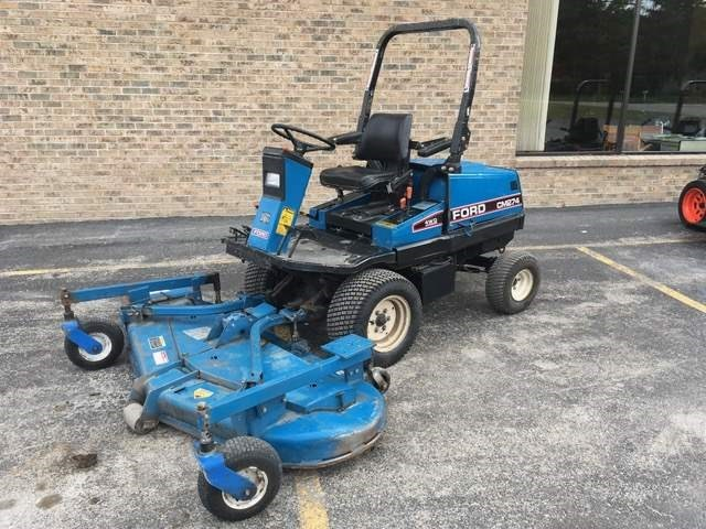 1993 Ford CM274 Zero Turn Mower For Sale