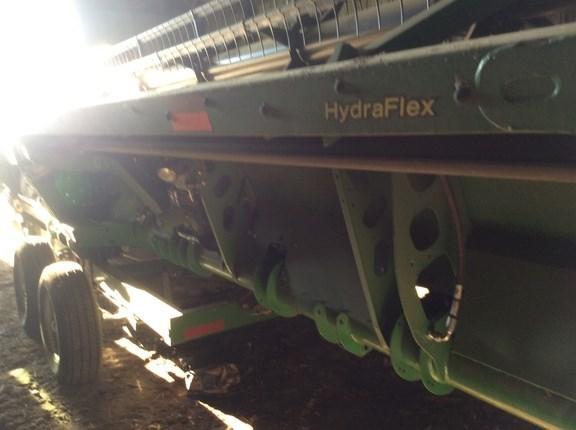 2012 John Deere 635FD Header-Draper/Flex For Sale