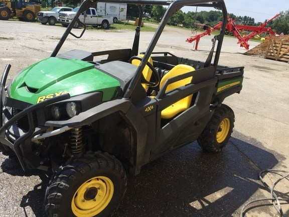 2012 John Deere RSX 850I Utility Vehicle For Sale