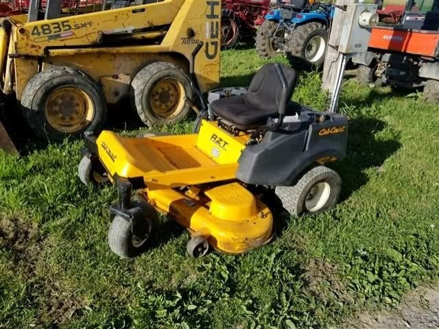 2013 Cub Cadet RZTL54KW Zero Turn Mower For Sale