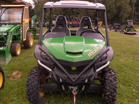 2015 John Deere RSX850i Utility Vehicle For Sale