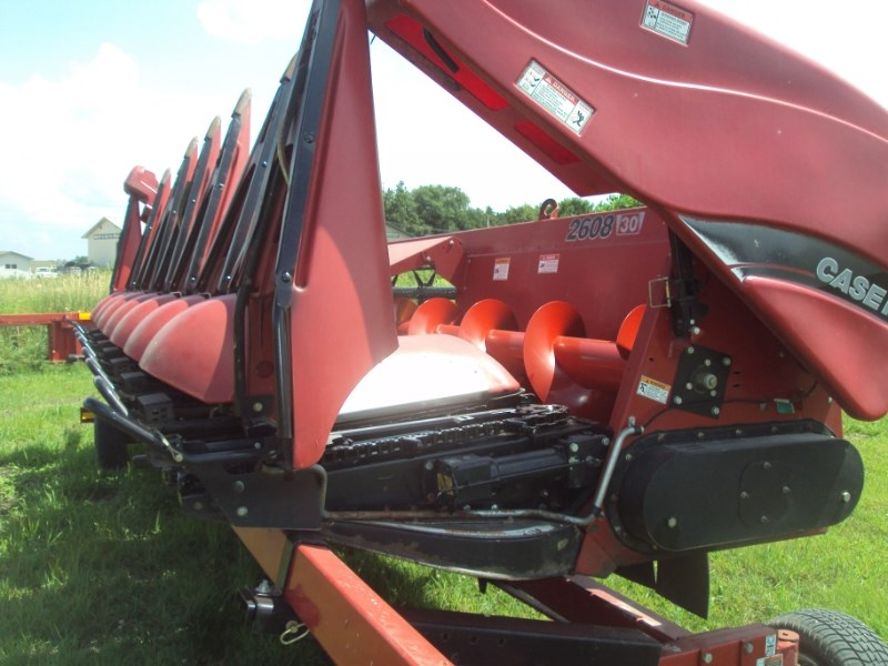 2011 Case IH 2608  Header-Corn For Sale