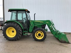 Tractor For Sale 2008 John Deere 5101E , 101 HP