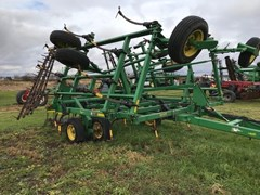 Field Cultivator For Sale 2002 John Deere 980