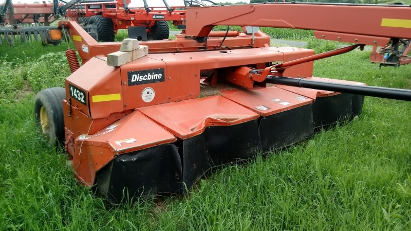 New Holland 1432 Disc Mower For Sale