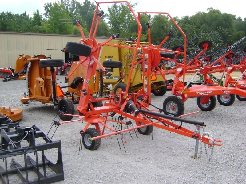 Kuhn gf5202tha Tedder For Sale