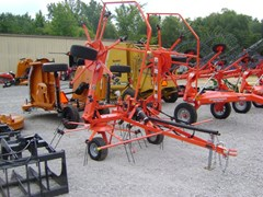 Tedder For Sale Kuhn gf5202tha