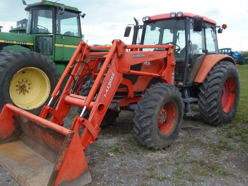 2006 Kubota M105XDTC Tractor For Sale