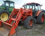 Tractor For Sale: 2006 Kubota M105XDTC, 105 HP