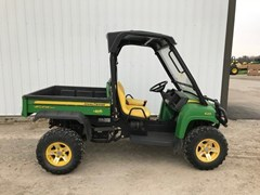Utility Vehicle For Sale 2009 John Deere XUV 620I GREEN