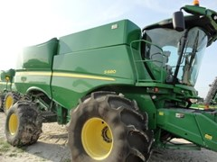 Combine For Sale 2012 John Deere S680
