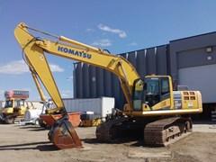 Excavator For Sale:  2011 Komatsu PC290LC-10