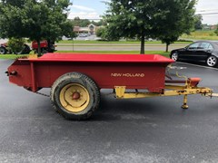 Manure Spreader-Dry For Sale 1986 New Holland 213