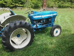 Tractor For Sale 1987 Ford 3910