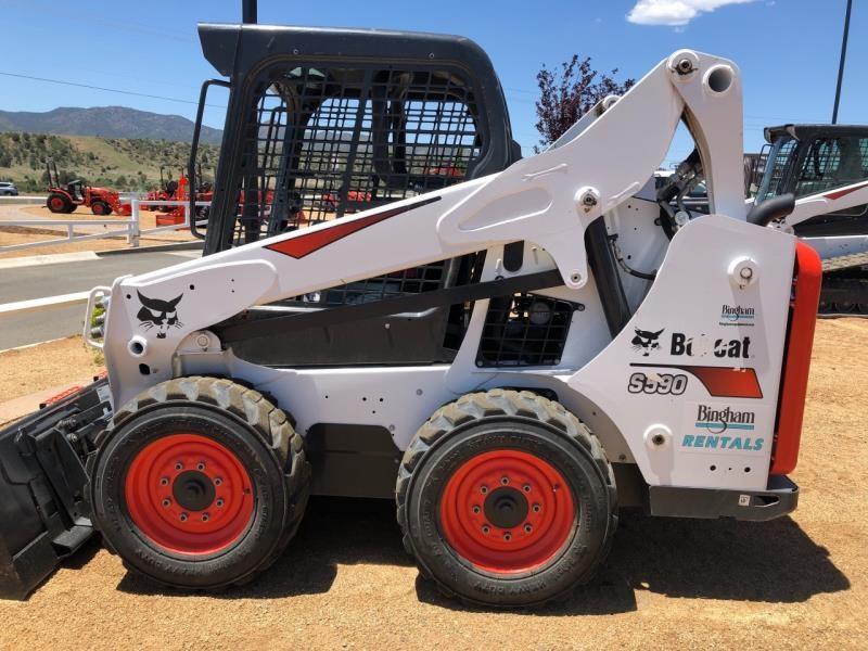 Bobcat S590 T4 Skid Steer