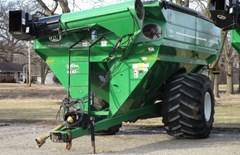 Grain Cart For Sale 2010 J & M 1000-20