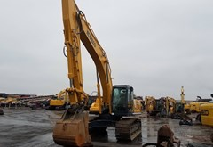 Excavator For Sale 2018 Kobelco SK350LC-10