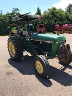 Tractor For Sale 1987 John Deere 2155 , 55 HP
