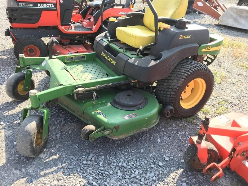 John Deere 757 Zero Turn Mower For Sale