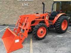 Tractor For Sale:  2016 Kubota M6060HD