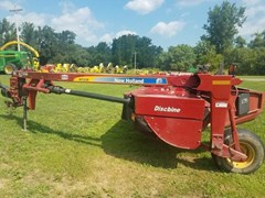 Mower Conditioner For Sale 2014 New Holland H7230