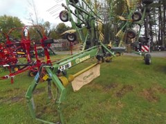 Hay Rake-Rotary For Sale Krone SW810T