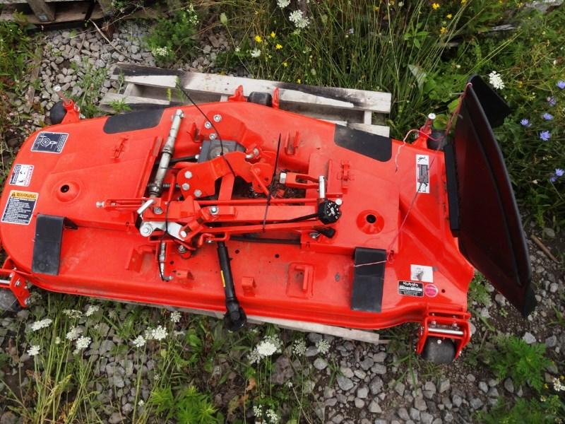 2015 Kubota RCK60-32 Mower Deck For Sale