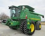 Combine For Sale: 2010 John Deere 9870 STS
