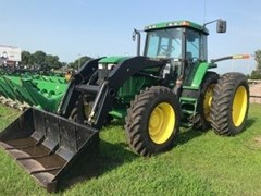 Tractor For Sale 2002 John Deere 7810 , 175 HP