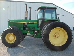Tractor For Sale 1988 John Deere 4650 , 183 HP