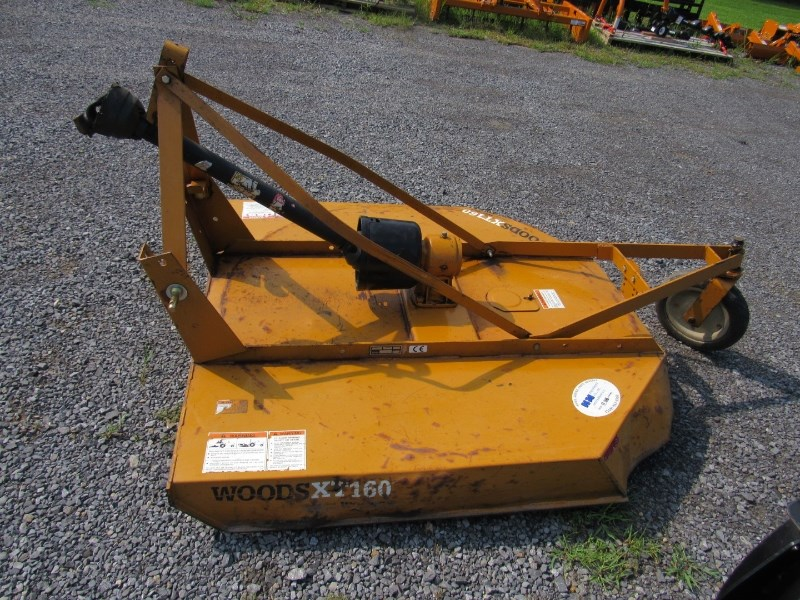 1997 Woods XT160 Rotary Cutter For Sale