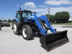 Tractor For Sale 2008 New Holland T7040 , 180 HP