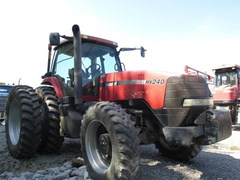 Tractor For Sale 2002 Case IH MX240 , 205 HP