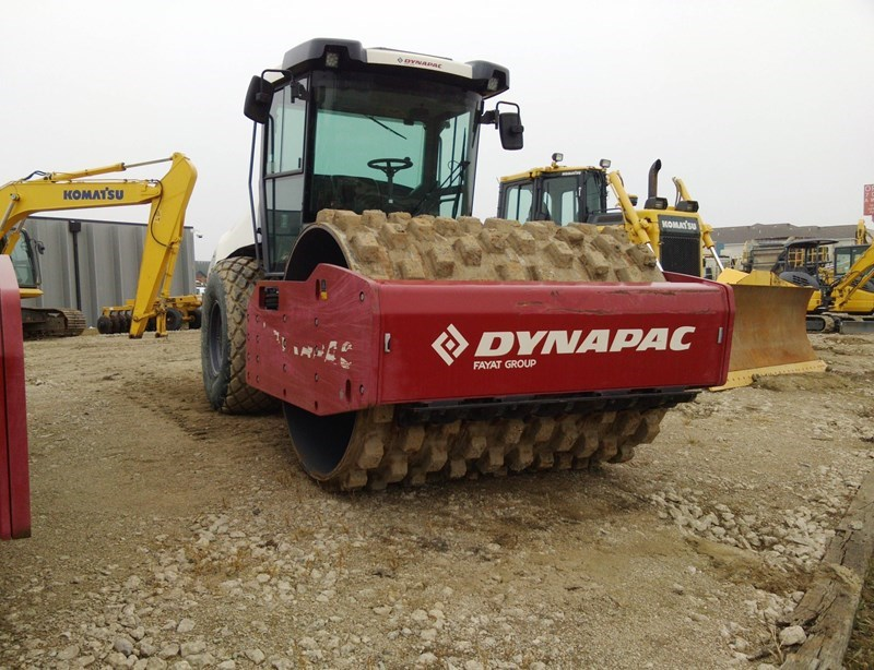 2018 Dynapac CA2500D Compactor For Sale