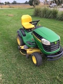 Riding Mower For Sale 2011 John Deere D160 , 24 HP
