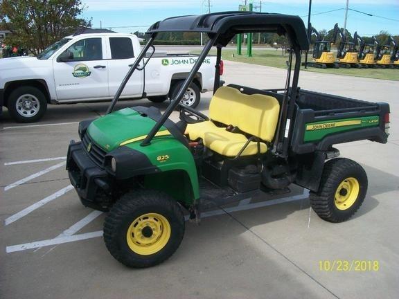 2011 John Deere XUV 825I GREEN Utility Vehicle For Sale